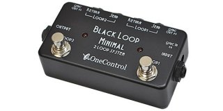 【new】One ControlMinimal Series Black Loop