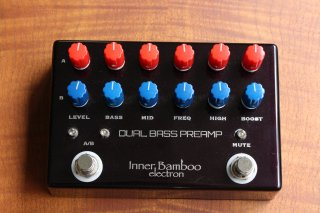 Innerbamboo Dual Bass Preamp