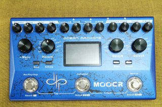 【new】MOOER OCEAN MACHINE