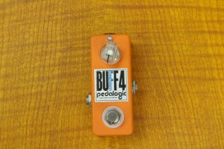 pedalogic BUFF4 orange