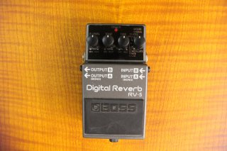 BOSS RV-5 Digital Rverb