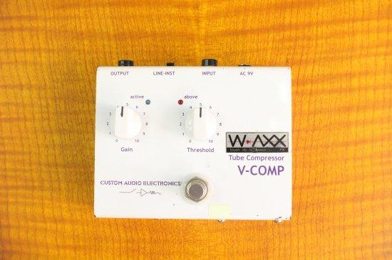 Custom Audio Electronics Tube Compressor V-COMP waxx mod.