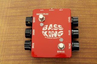 Manlay Sound (Overdrive/)Fuzz for Electric Bass