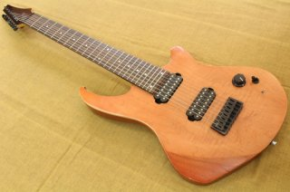 Su's GUITAR FACTORY 8 Strings Custom Guitar