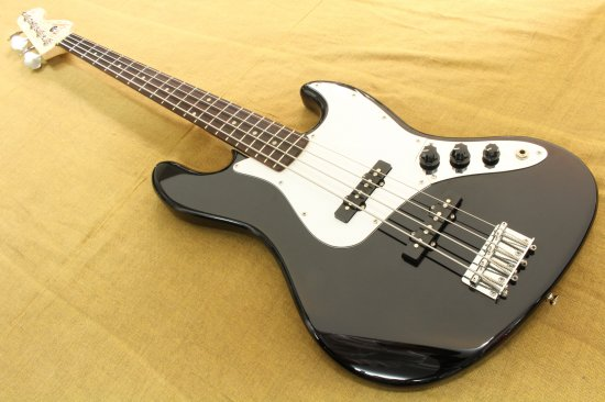 Squier by Fender Affinity Jazz Bass BLK
