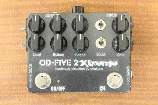 OVALTONE OD-FIVE 2 Xtreme
