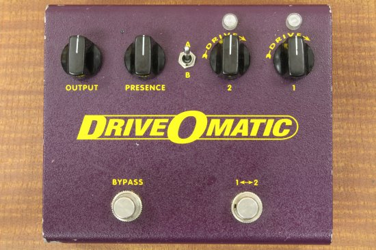 STAMPS DRIVE O-MATIC