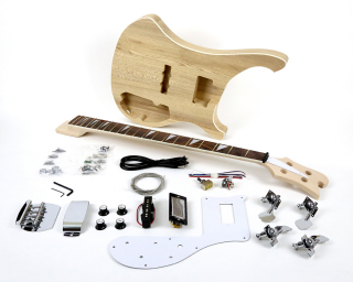 【new】Pit Bull Guitars RCA-4 Electric Bass Guitar Kit