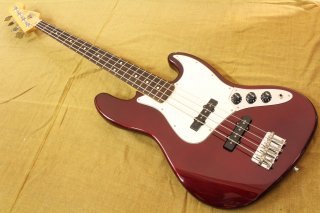 Fender MEX Jazz Bass ダークチェリー
