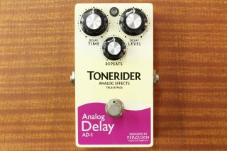 TONERIDER AD-1 Analog Delay