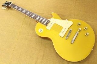 Navigator 1956 Les Paul Type Gold Top 80s
