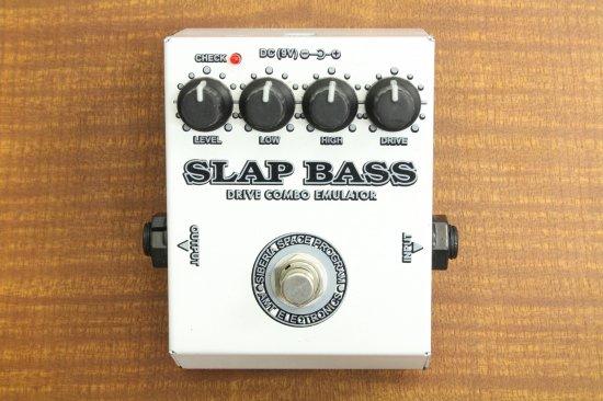 AMT SLAP BASS made in Siberia