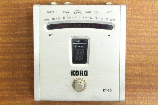 KORG DT-10 Kagetsu Rock Mod