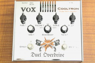 VOX COOLTRON DUAL OVERDRIVE CT-07DO