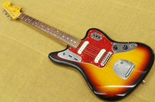 Fender Japan JG66-85 3TS Crafted In Japan Oシリアル