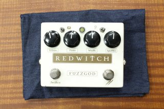 RED WITCH FUZZGOD