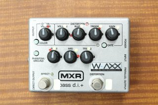 MXR M-80 bass d.i. limited color waxx mod.