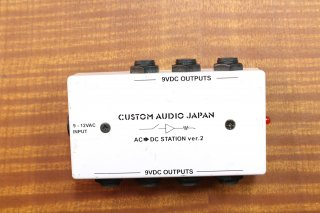 CUSTOM AUDIO JAPAN AC DC STATION ver.2