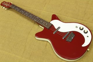 Danelectro 59DC Commie Red 90s