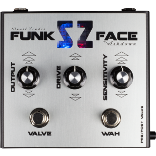 【new】Ashdown Engineering Funk Face Stuart Zender signature
