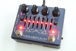 【new】DARKGLASS ELECTRONICS ALPHA·OMEGA ULTRA