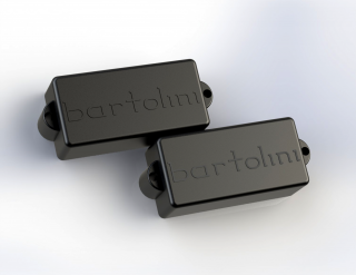 【new】Bartolini 8S P-Bass Pickups for 4strings