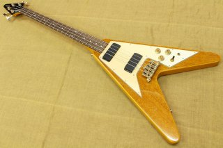 Epiphone Flying V Bass Korina