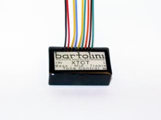【new】Bartolini NTBT、NTMB用ポット、MID切り替えモジュール