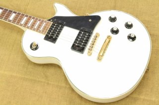 Greco EGC-900D WH 1989 Les Paul Custom Type