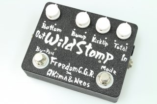 Freedom Custom Guitar Research × AKIMA & NEOS Wild Stomp