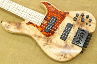 Bacchus WOODLINE Headless5-SP18 BP/M CN-NAT #106379 【新品】