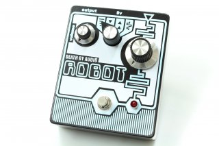 【new】 DEATH BY AUDIO ROBOT