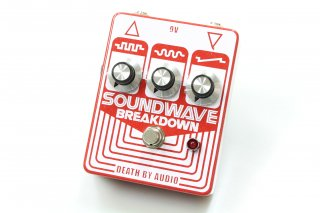 【new】 DEATH BY AUDIO SOUNDWAVE BREAKDOWN
