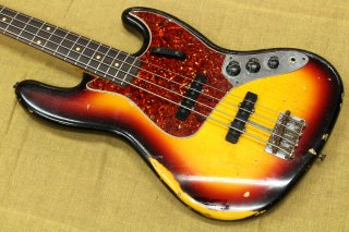 Fender Custom Shop 1964 Jazz Bass 3TS Heavy Relic