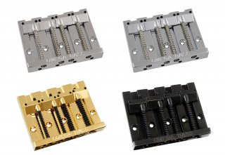【new】ALL PARTS OMEGA BASS BRIDGE for 4strings 各種