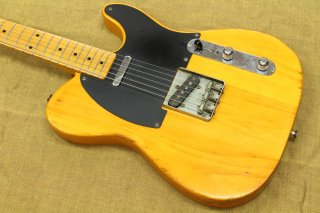Fender Japan TL52-60 CCB Made In Japan F Serial