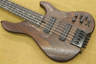 【new】Bacchus WOODLINE HEADLESS5 /E BR/OIL