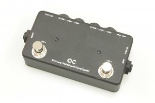 One Control Minimal Series Black Loop -2Loop with 2DC OUT-