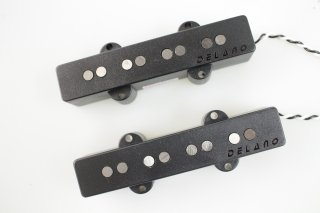 【new】Delano JC4 AL/M2 split coil for 4strings jazz bass