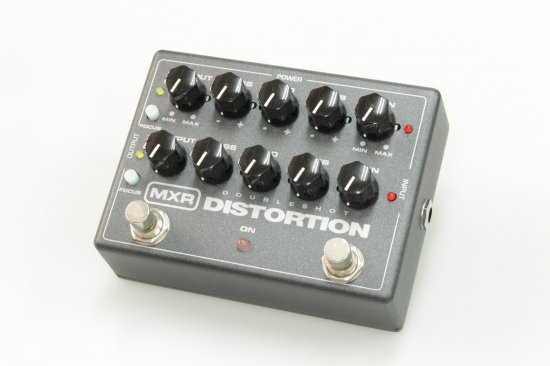 MXR M151R Double Shot Distortion