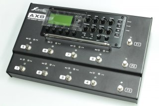 FRACTAL AUDIO SYSTEMS AX8 MADE IN USA