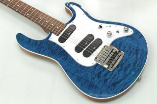 【new】Kz Guitar Works Kz ST Figured Maple #20180076
