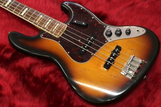 Fender Jazz Bass 1971 #305521 4.43kg