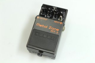 BOSS MT-2 Keeley mod