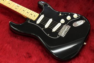 Fender Mexico Stratocaster BLK Maple