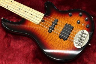 LAKLAND USA 55-94 DX Bartolini Pickups Quilted maple 95'  pre ESP 3.98kg #5083