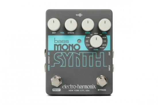 Electro Harmonix Bass Mono Synth【予約受付 3月下旬入荷予定】