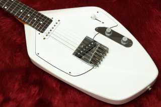 Phantom Guitar Works Phantele White