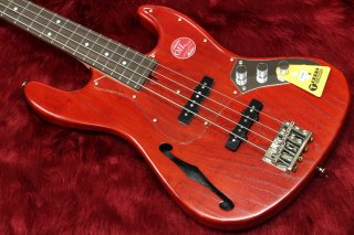 【new】Bacchus WL4DX-ASH HOLLOW/R RED/OIL Craft series