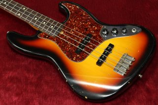 Fender Custom Shop 1964 Jazz Bass Relic 3TS NOS 4.15kg #R24962